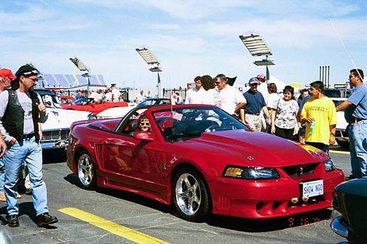 SVT Cobra Mustang Official Site - Member Cars